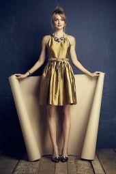 Anthropologie. Lille Dress.
