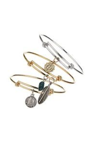 TopShop. Three Bangle Pack Bracelets.