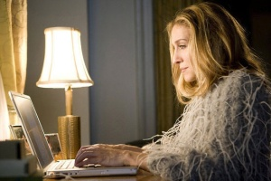 carrie writing