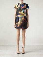 Far Fetched. Funktional Cosmic Print Dress. American Rag.