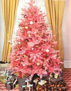 Feature Photo Pink Christmas Tree