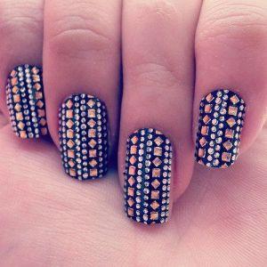 jewel nail