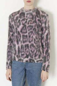 leopard pink