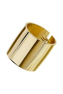 TopShop. Simple Smooth Metal Cuff.