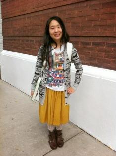 Freshman Year Outfit Savannah