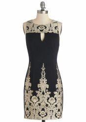 ModCloth. Glitz About Time Dress $64.99 http://www.modcloth.com/shop/dresses/glitz-about-time-dress