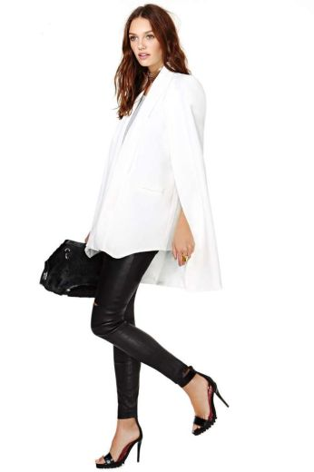 Nasty Gal. http://www.nastygal.com/clothes-jackets-coats/elliatt-daydream-cape-blazer