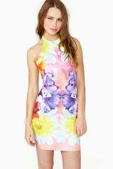 Nasty Gal. Paradise Found Dress $48.00 http://www.nastygal.com/clothes-dresses/paradise-found-dress