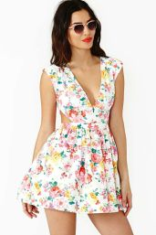 Nasty Gal. http://www.nastygal.com/clothes-dresses/fresh-cut-dress