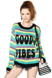 Nasty Gal. http://www.nastygal.com/clothes-tops/minkpink-good-vibes-sweater