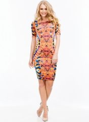Go Jane. Too Baroque Girls Brocade Chain Dress. $36.00 http://www.gojane.com/96537.html