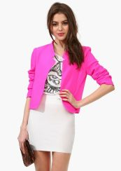 Necessary Clothing. http://www.necessaryclothing.com/brunch-blazer-neon-pink-l.html
