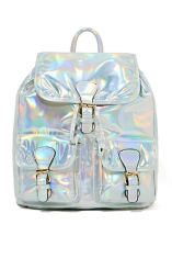Nasty Gal. Space Cadet Mini Back Pack. $58 http://www.nastygal.com/accessories-bags/space-cadet-mini-backpack