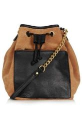 Topshop. Pouch Pocket Leather Drawstring Bag. $68 http://us.topshop.com/en/tsus/product/bags-accessories-1702229/bags-wallets-70517/pouch-pocket-drawstring-bag-2554156?bi=1&ps=200